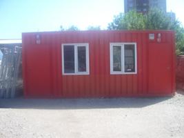 Офис контейнер, фургон под наем и продажба