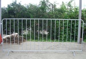Полицейска мобилна ограда