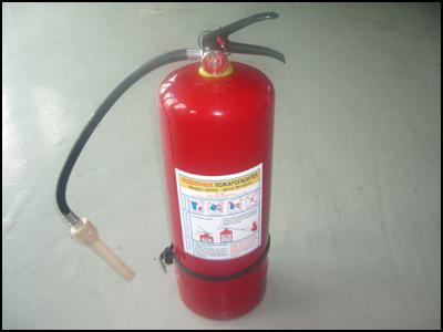 Воден пожарогасител от Рубитерм