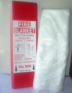 Противопожарно одеяло от Рубитерм